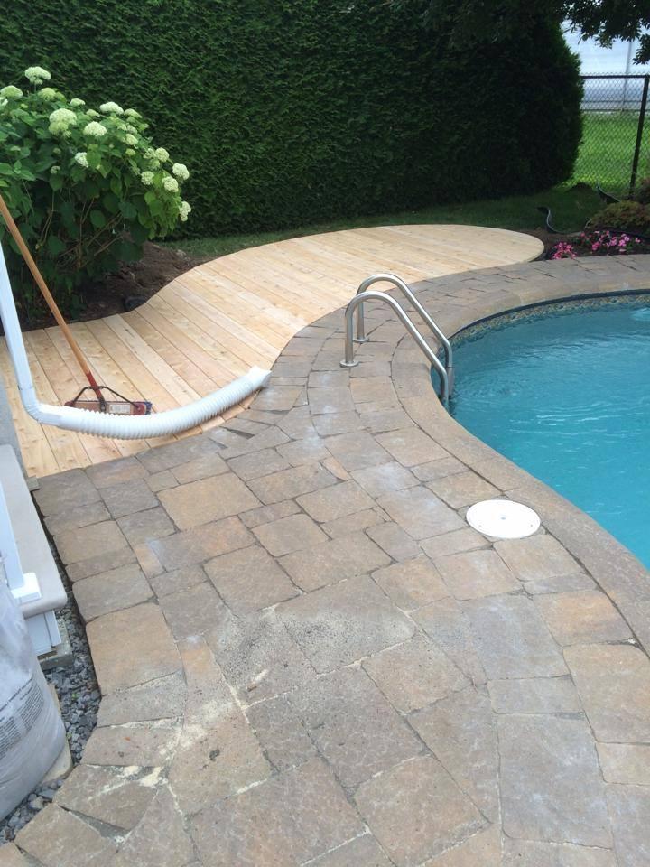 cote de piscine en bois 2