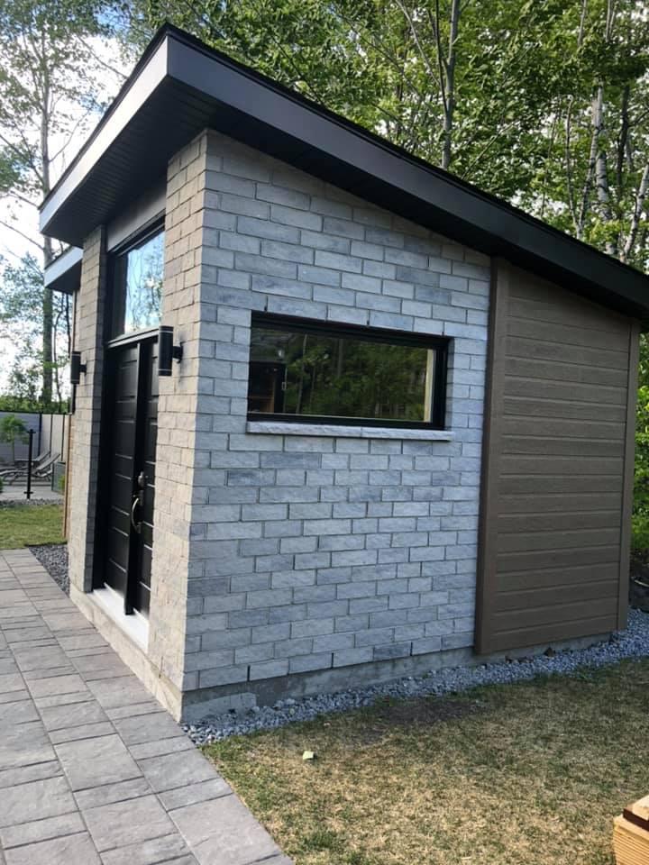 exterieur shed cote