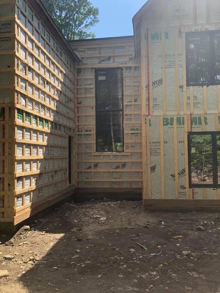 avant maison construction zoom