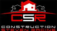Construction Steven Racine Logo